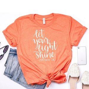 🌸 Christian TShirts with Verses NEW Faith Shirts
